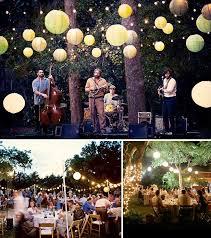 backyard wedding lighting backyard wedding lighting