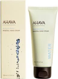 Ahava Deadsea Water М <b>Минеральный крем для рук</b> 100 мл ...