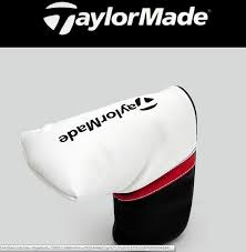 TaylorMade Korea <b>TM 17</b> putter cover #TaylorMade