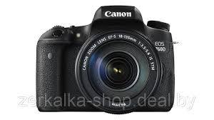 <b>Фотоаппарат</b> Canon EOS 760D Kit 18-135mm IS STM, цена 1970 ...