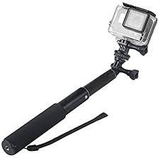 TERSELY Selfie Stick Waterproof Hand Grip <b>Adjustable Pole</b> 30 ...