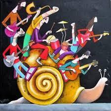 Resultado de imagen de CUADROS LEANDRO LAMAS MUSICA