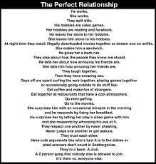 The Perfect Relationship | Passive Aggressive Abuse via Relatably.com