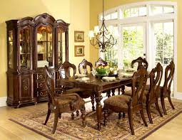 Formal Dining Room Sets For 8 Bedroom Winning Picture Dining Room Table Sets Bench Formal And