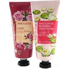 <b>Крем для рук</b> Farmstay <b>Pink</b> Flower Blooming Hand Cream 1 отзыва