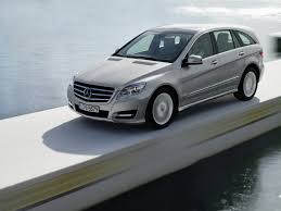 2010 <b>Mercedes</b>-<b>Benz R</b>-<b>class</b> Long (<b>V251</b>, facelift 2010) R 500 V8 ...