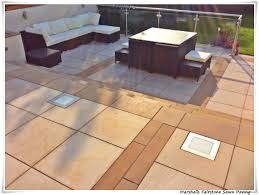 concrete paving slabs garden