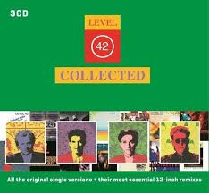 <b>Level 42</b> / <b>Collected</b>: new 3CD set   superdeluxeedition