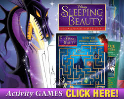 Small Picture Disneys Sleeping Beauty Printable Activities Coloring Pages and