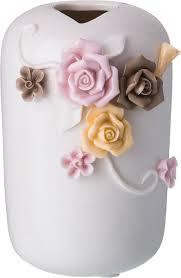 """<b>Ваза Lefard</b> """"Аромат любви"""", <b>цвет</b>: <b>розовый</b>, 10 х 8 х 13 см ..."""