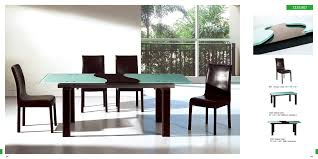 Modern Dining Room Set Incredible Dining Room Big Chandelier Above Black Dining Table
