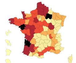 """Résultat de recherche d'images pour """"carte pesticides france"""""""