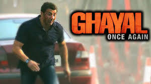 Image result for Ghayal Once Again 2015 Movie Trailer