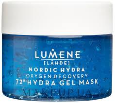 Lumene Nordic Hydra 72H Gel <b>Mask</b> - Увлажняющая и ...