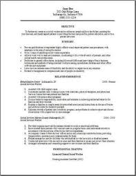 social work resume format   uhpy is resume in you social work resume format  resume objective examples for youth counselor writing services
