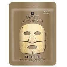 """Каталог <b>SKINLITE Фольгированная маска</b> для лица """"Золото"""" SL ..."""