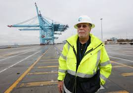 port authority awards ceo bonus expects to hit budget cranes arrive for port