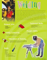 cosmetology career tech ed poster psc the welding career tech ed poster