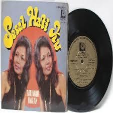 Malay 70s Pop FATIMAH RAZAK Sesah Hati Ku 7\u0026quot; PS EP - 47d14b02e2ce5_47612b