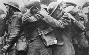 simon heffer first world war the battle of the historians sightless witness british troops blinded by mustard gas in the german spring offensive photo