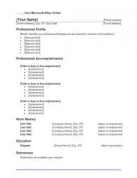 resume format on microsoft wordresume template microsoft word best microsoft word 2007 resume template how to get a resume template on microsoft office word 2007