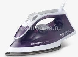 Купить <b>Утюг Panasonic NI-M300TVTW</b> белый/фиолетовый в ...