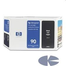 <b>HP</b> C5058A <b>Картридж</b> №<b>90</b>, Black {Designjet 4000/4000ps/4500 ...