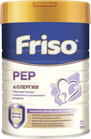 <b>Заменитель</b> грудного <b>молока Friso</b> Pеp, с рождения, 800 г ...