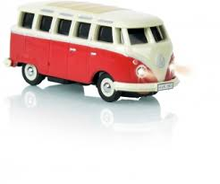1:87 <b>VW T1</b> Samba Bus 2.4G 100% RTR 500504119 - RC electric ...