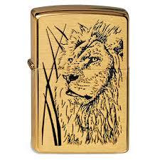 <b>Зажигалка Zippo</b> (зиппо) №204B <b>Proud Lion</b> | Краснодар