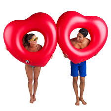 <b>Набор кругов для бассейна</b> Two Hearts is Better then One 2 шт ...