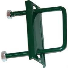 Купить <b>Хомут для сварной сетки</b> 40х40 мм зеленый (комплект - 3 ...