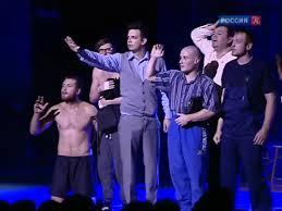 """""""Гоголь-центр"""" открыл новый сезон премьерой поэмы """"<b>Кому на</b> ..."""