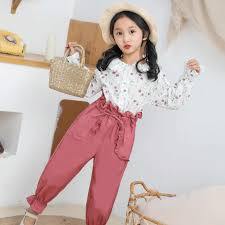 New <b>Fashion</b> Summer Toddler <b>Girls Clothing</b> Set 2019 Children ...