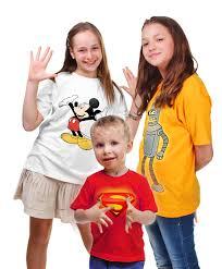 Печать на <b>детских футболках</b>, <b>детская футболка</b> на заказ в ...