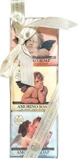 1793603 Набор <b>мыла Amorino</b> / АМУРЫ 3*150г