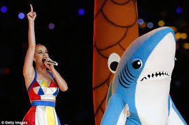 Katy Perry backing dancer reveals he was one of 'supporting sharks ... via Relatably.com