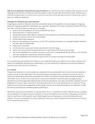 ideas about personal statements on pinterest   graduate    an essential component of a graduate school or medical school application is the personal statement  a well written personal statement can mean the