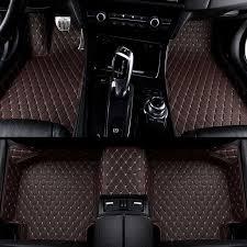 <b>Custom car floor mats</b> for Citroen all models C4 Aircross C4 ...
