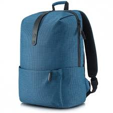 отзывы о Xiaomi <b>Mi Casual Backpack</b> (<b>синий</b>)