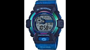 Обзор и настройка <b>часов Casio</b> G-Shock <b>GLS</b>-<b>8900AR</b>-<b>2E</b> [3422 ...