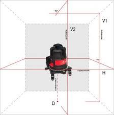 <b>Построитель лазерных плоскостей</b> (<b>лазерный</b> уровень) <b>ADA</b> ...