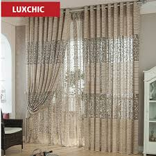 style modern blackout curtain living room pc window curtains for the bedroom fancy children modern blackout curt