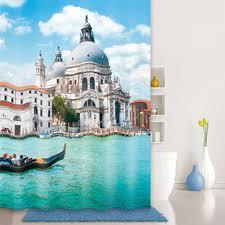 <b>Штора для ванной IDDIS</b> Venice moments 540P18Ri11 180*200 ...