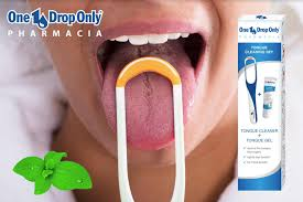 <b>Набор</b> для <b>чистки</b> языка One Drop Only Tongue Cleaning Set ...