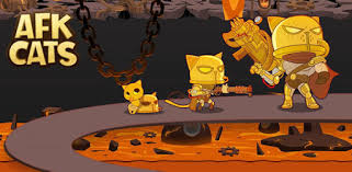 Приложения в Google Play – AFK Cats: RPG-<b>игра</b> в жанре Idle <b>с</b> ...