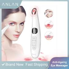 <b>Mini Electric Vibration</b> Eye Face Massager Anti Ageing Eye Wrinkle ...