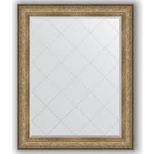 <b>Зеркало с гравировкой поворотное</b> Evoform Exclusive-G 100x125 ...