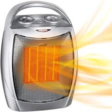 Portable Electric Space Heater with Thermostat ... - Amazon.com