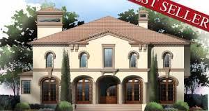 Spanish House Plans   Home Plans  amp  Styles   Archival DesignsVilla Royale House Plan
